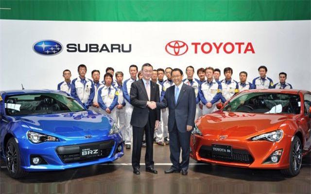 Vì sao Subaru phải triệu hồi xe BR-Z tại Việt Nam?