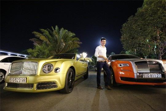 Ông Dũng 'lò vôi' nói gì sau khi tặng vợ siêu xe 40 tỉ đồng?