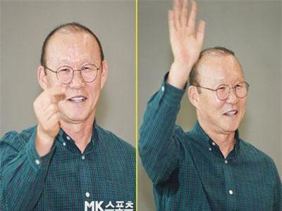 HLV Park Hang Seo: 'Tôi sẽ lựa chọn dẫn dắt đội tuyển hoặc U23 Việt Nam'