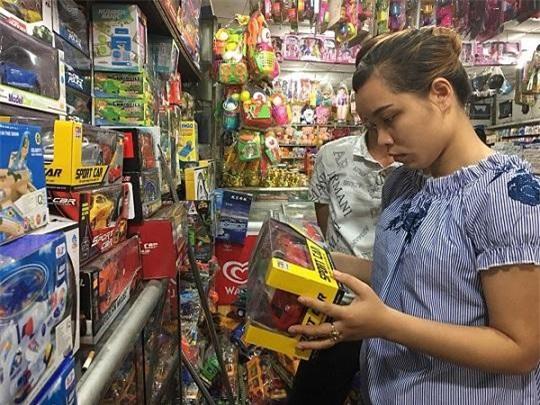 Đồ chơi trẻ em: Doanh nghiệp nội loay hoay tìm chỗ đứng trên thị trường