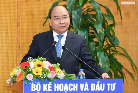 Thủ tướng đặt ra 5 bài toán lớn cho Bộ KH&ĐT