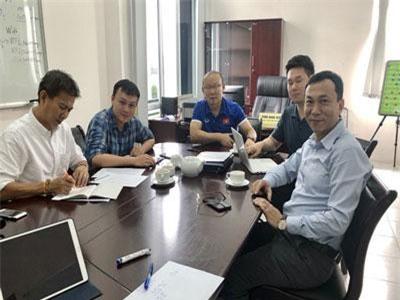 VFF họp gấp với ông Park về U23 Việt Nam