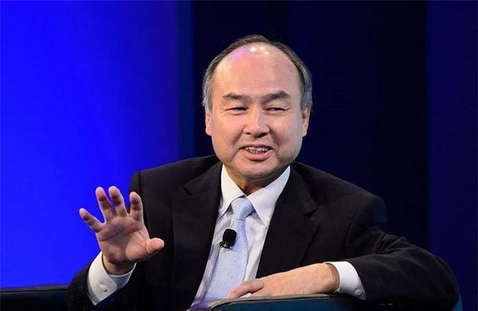 Tỷ phú Masayoshi Son có thêm hơn 3 tỷ USD trong một ngày