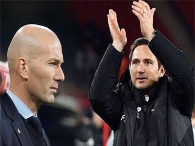 Chelsea cân nhắc chọn Lampard hoặc Zidane vào 'ghế nóng'