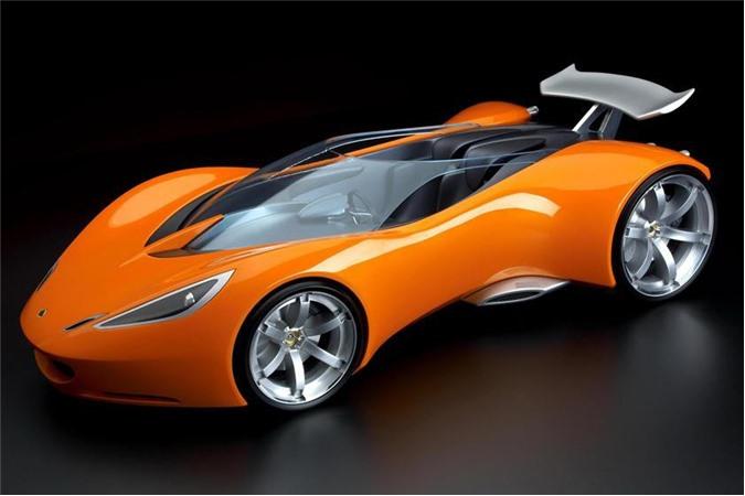 Top 10 mẫu xe concept kỳ lạ nhất thế giới