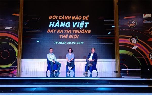 """Hàng Việt """"bay"""" ra thị trường thế giới bằng cách nào?"""