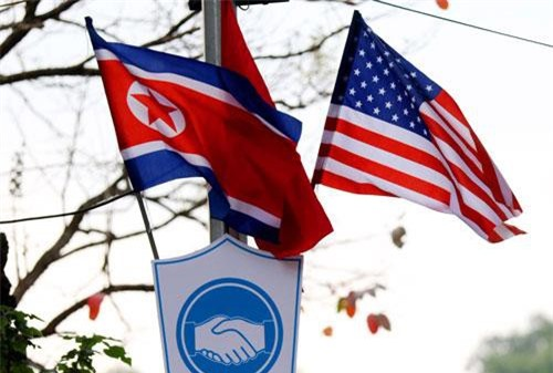 Chùm ảnh: Hà Nội sẵn sàng cho Hội nghị thượng đỉnh Mỹ - Triều