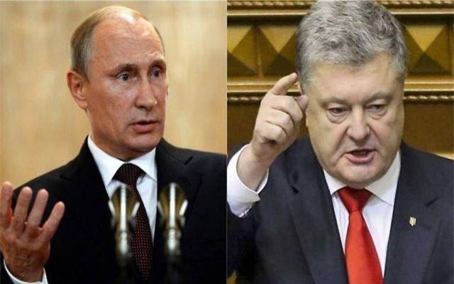 Tổng thống Ukraine tố Nga chuẩn bị gây đại chiến giữa Liên Hợp Quốc