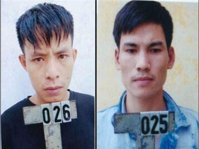 Hai thanh niên thực hiện 7 vụ trộm trong 6 ngày Tết