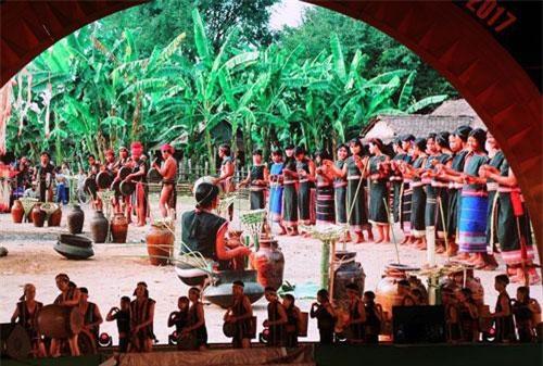 Các di sản văn hóa phi vật thể của nhân loại hội tụ tại Lễ hội Cà phê Buôn Ma Thuột lần thứ 7
