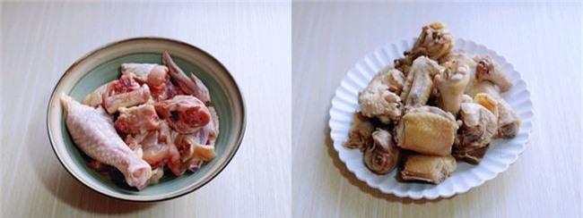 Bữa trưa cuối tuần thảnh thơi với món miến gà ngon nức nở - Ảnh 1.