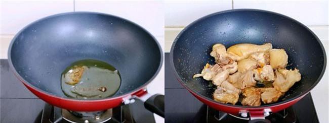 Bữa trưa cuối tuần thảnh thơi với món miến gà ngon nức nở - Ảnh 2.
