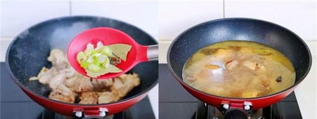 Bữa trưa cuối tuần thảnh thơi với món miến gà ngon nức nở - Ảnh 3.