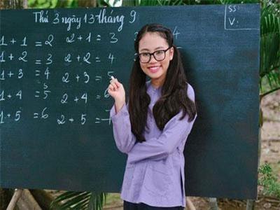 Phương Mỹ Chi: 'Em lên sổ đầu bài ngồi hoài'