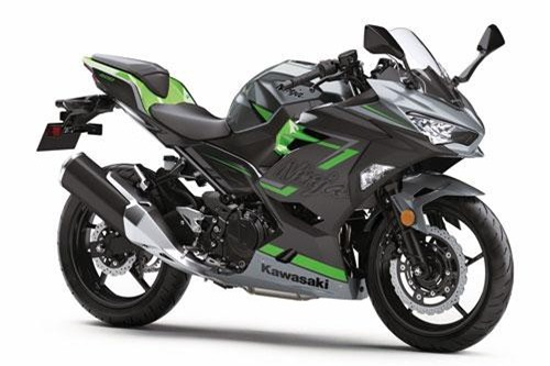 Kawasaki Ninja 400 2019.