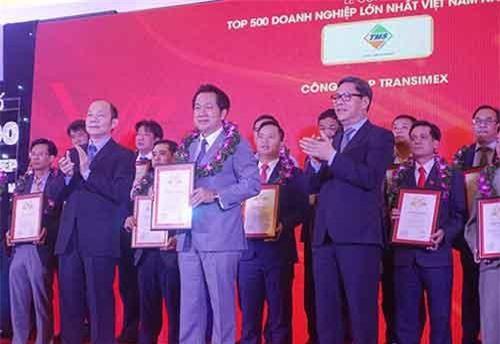 Công bố bảng xếp hạng 500 doanh nghiệp tăng trưởng nhanh nhất Việt Nam