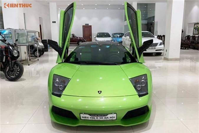Sieu xe Lamborghini Murcielago hang doc gia 9,8 ty tai Sai Gon-Hinh-3