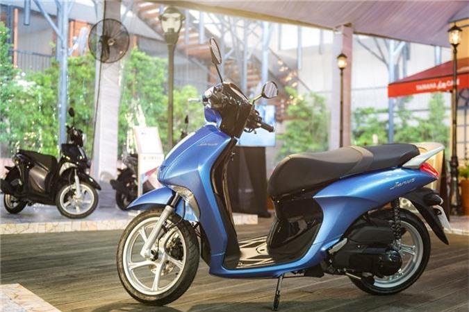 8 mẫu xe tay ga đáng chú ý. Suzuki Impulse 125 Fi, Yamaha Grande, Honda Vision... là những mẫu xe tay ga mới đáng chú ý nếu bạn có ý định mua xe. (CHI TIẾT)