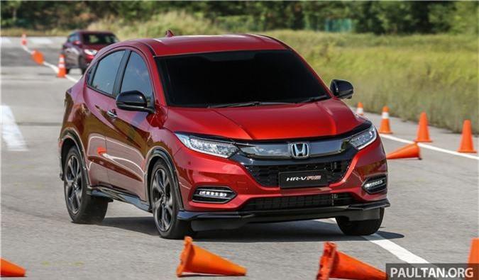 """Honda HR-V 2019 """"gây sốt"""" tại Malaysia, sắp về Việt Nam? Mặc dù không có màn ra mắt rầm rộ nhưng phiên bản nâng cấp của Honda HR-V đang nhận được những phản ứng rất tích cực từ người tiêu dùng Malaysia. (CHI TIẾT)"""