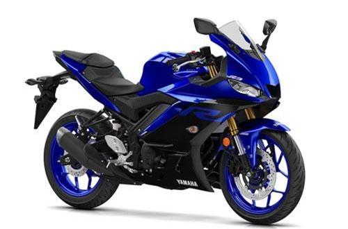 Yamaha YZF-R3 2019.