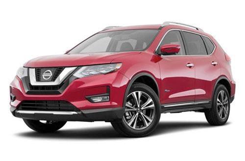 4. Nissan Rogue (doanh số: 58.012 chiếc).