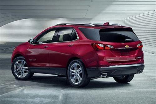 7. Chevrolet Equinox (doanh số: 52.769 chiếc).