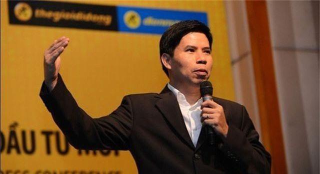 Đại gia Nguyễn Đức Tài đi bán đồng hồ, quyết không kiêm nhiệm CEO - 1