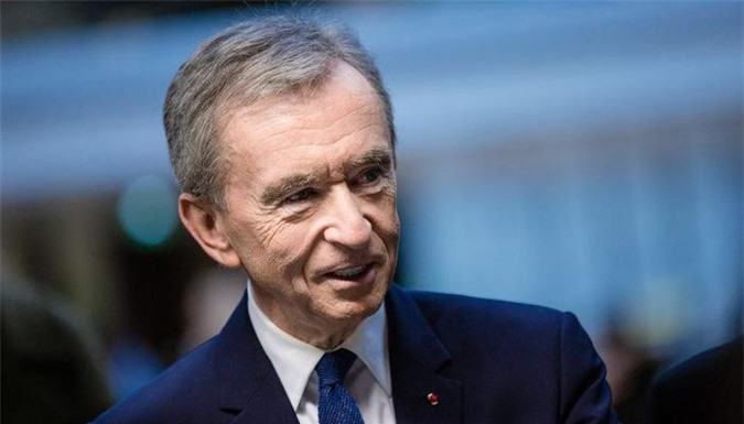 Bernard Arnault - Ảnh: Getty Images.