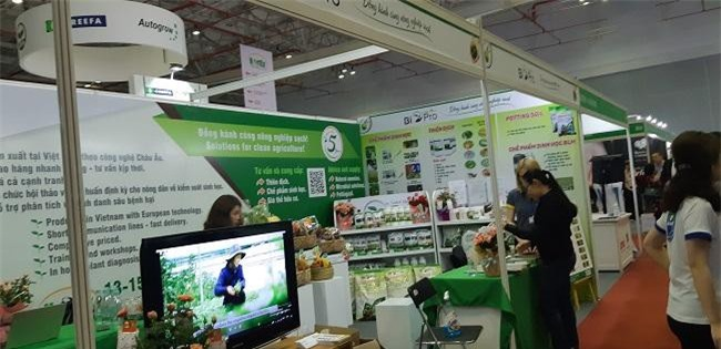 Hortex Vietnam 2019 - thúc đấy ngành nông nghiệp hội nhập