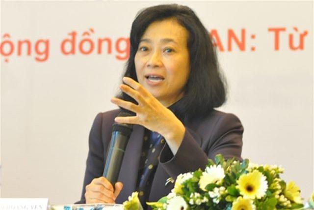 Ký một văn bản, bà Đặng Thị Hoàng Yến hé lộ sắp có biến động nhân sự ở Tân Tạo - 1