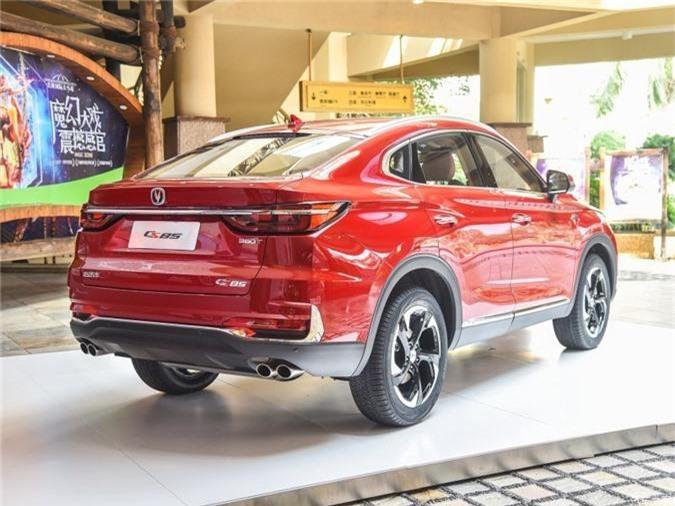 Xe Trung Quốc, Changan CS85, Xe Trung Quốc nhái BMW,