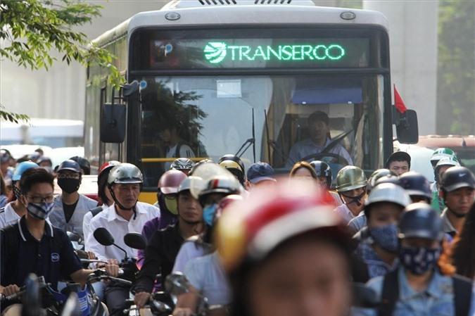 Hiện có khoảng 70-80% người Việt Nam đang sử dụng xe máy. Ảnh minh hoạ. LĐO