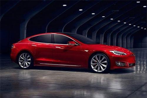 10. Tesla Model S 2019.