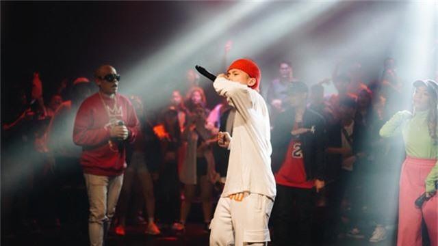 2 niềm tự hào Rap Việt - Suboi và Đạt Maniac tham dự chương trình Hip-Hop đình đám thế giới - Ảnh 4.