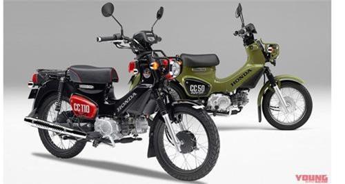 Honda Cross Cub Kumamon 50/110 sẽ bán ra vào mùa hè này