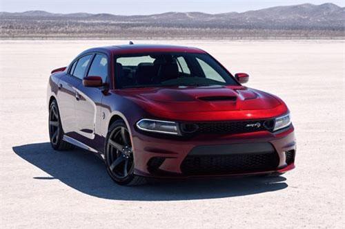 5. Dodge Charger SRT Hellcat 2019.