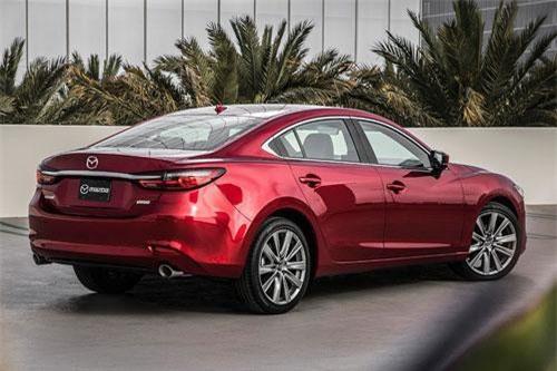 7. Mazda 6 2019.
