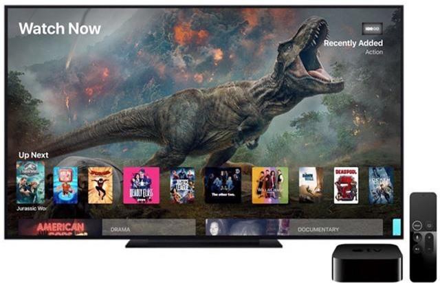 Apple chạy đua cho dịch vụ truyền hình sắp được ra mắt - Ảnh 1.