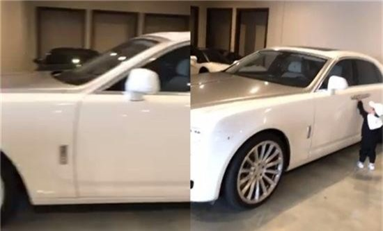 Bà xã doanh nhân của Đan Trường làm lộ dàn siêu xe trong garage biệt thự triệu đô