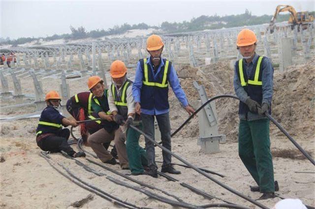 """Dự án điện mặt trời ngàn tỷ, kỳ vọng """"biến cát trắng… đẻ ra tiền""""  - 3"""