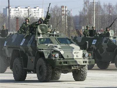 Xe thiết giáp Nga BPM-97: Nỗi kinh hoàng của IS ở Syria