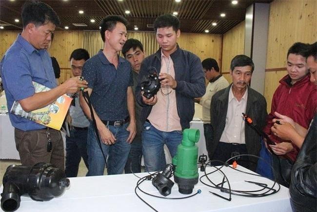 Lâm Đồng: Giới thiệu các giải pháp phục vụ nông nghiệp công nghệ cao