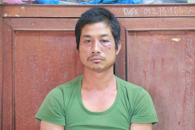 Bình Dương: Dùng dao cướp taxi, tên cướp bị nhóm tài xế tóm gọn