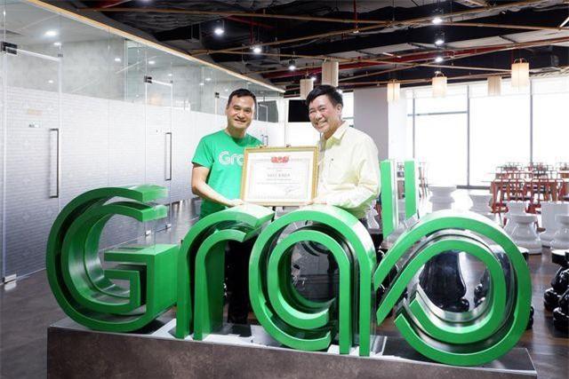 Grab được bằng khen từ Quỹ Bảo trợ Trẻ em Việt Nam