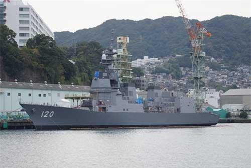 """""""Sát thủ săn ngầm"""" 5.000 tấn của Nhật Bản có mạnh không?"""