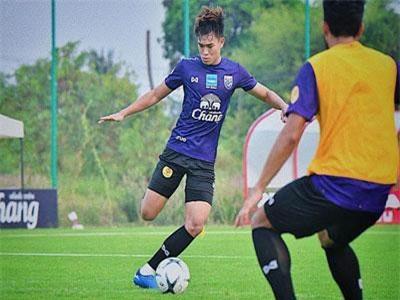 Ngôi sao U23 Thái Lan khiến CĐV Việt Nam nóng mắt