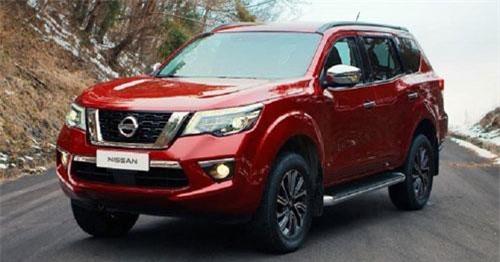 XE HOT (20/3): Nissan Việt Nam giảm giá SUV đắt nhất, môtô giá ngang Honda Civic 2019