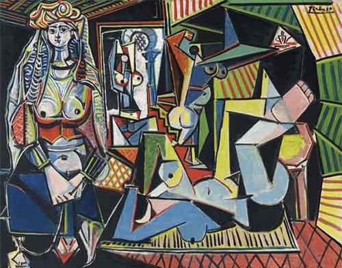 Một tác phẩm của danh họa Picasso từng được đấu giá. (Ảnh: artnews.com)