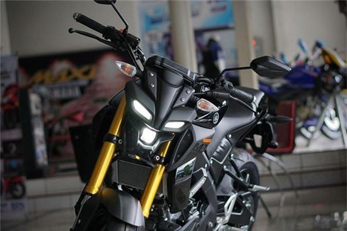 Xe moto Yamaha MT-15 chot gia 46 trieu dong tai An Do-Hinh-3