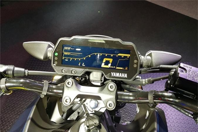 Xe moto Yamaha MT-15 chot gia 46 trieu dong tai An Do-Hinh-4